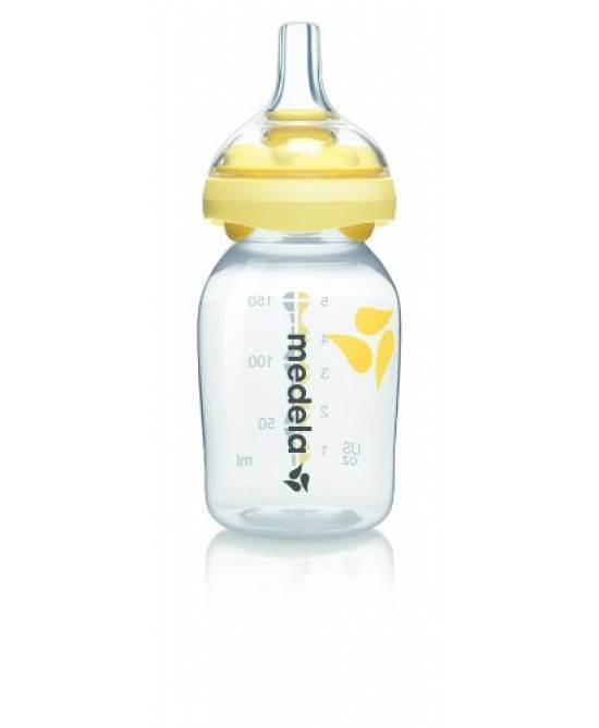 Medela Italia Srl Medela Calma Bottiglia Con Dispositivo Per La Somministrazione Del Latte 150ml