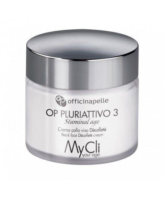 Mac Pharma Srl Mycli Op Pluriattivo 3 Staminal Age 100ml