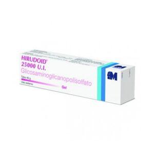 Crinos Spa Hirudoid 25000 Ui Gel Dermatologico  40g