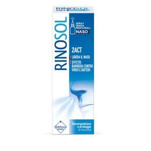 Planta Medica Srl (Aboca) Rinosol 2act Spray Nasale 15ml