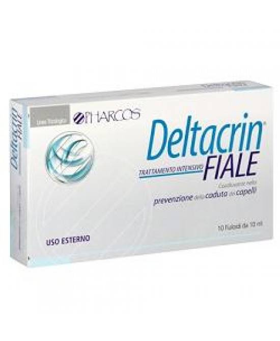 Biodue Spa Deltacrin Fiale Pharcos 10f 10