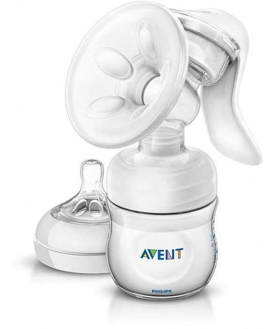 Philips Spa Philips Avent Tiralatte Natural Manuale