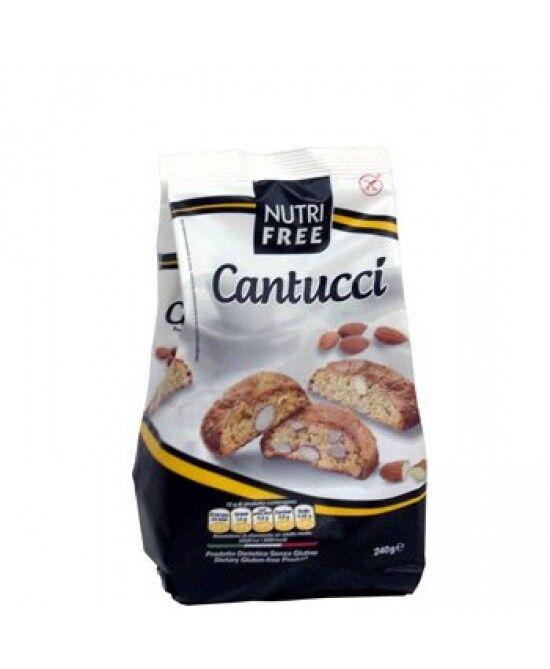 Nt Food Spa Nutrifree Cantucci Biscotti Senza Glutine 240g