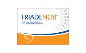 Fb Health Srl Triadenor 16 Compresse