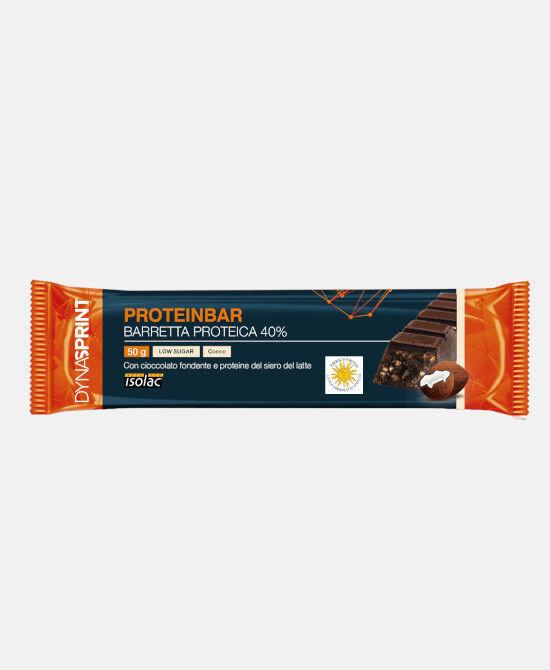 tuafarmaonline barretta proteica 40% cocco 50 g