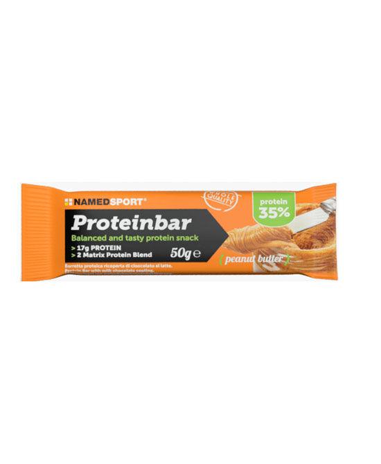 Namedsport Srl Proteinbar Peanuts Butter 50 G