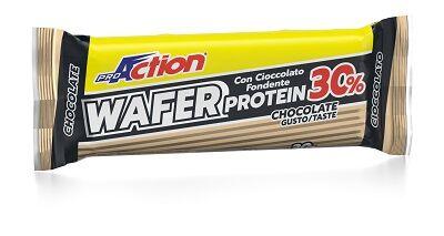 ProAction Protein Wafer Chocolate 40 G Scadenza 31 Maggio 2021