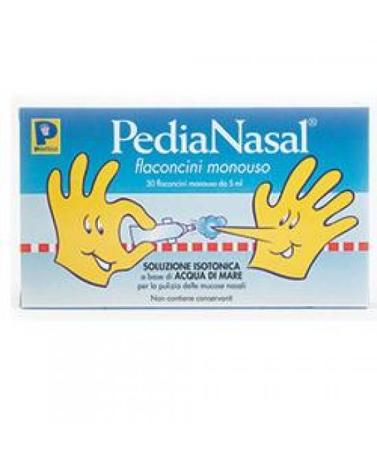 Pediatrica Srl Pedianasal 30fl 5ml