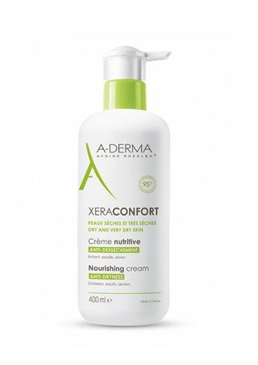 Aderma (Pierre Fabre It.Spa) Aderma Xera Mega Confort Crema Nutritiva 400 Ml
