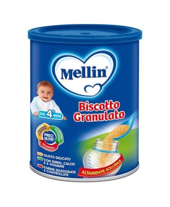 Mellin Biscotto Granulato 400g