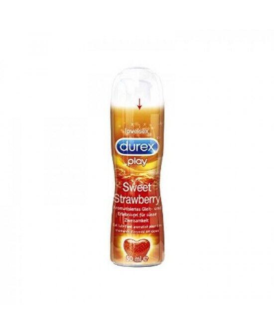 Reckitt Benckiser H.(It.) Spa Durex Play Gel Sweet Strawberry Lubrificante 50ml