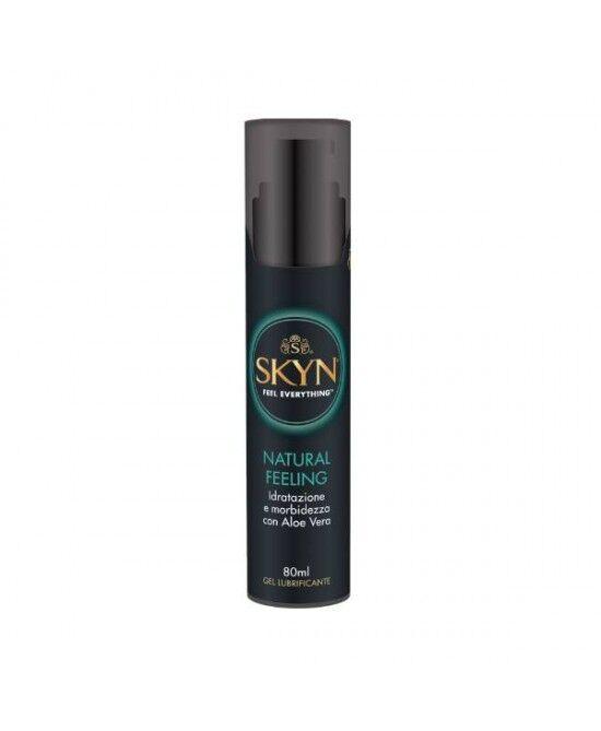 Perfetti Van Melle Italia Srl Akuel Skin Natural Feeling Gel Lubrificante 80ml