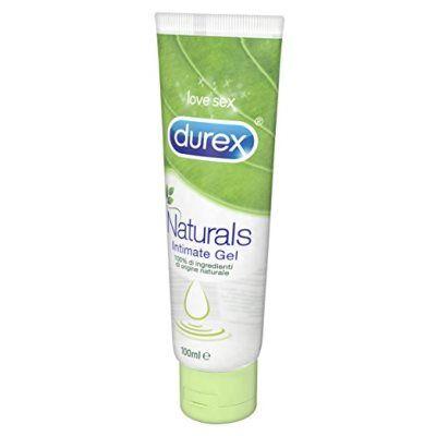 Reckitt Benckiser H.(It.) Spa Gel Lubrificante Durex Natural Gel 6 Pezzi