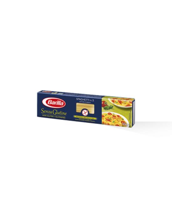 Barilla G. E R. Fratelli Spa Barilla Pasta Senza Glutine Spaghetti N.5 400g