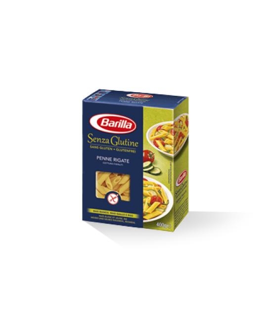 Barilla G. E R. Fratelli Spa Barilla Pasta Senza Glutine Penne Rigate 400g