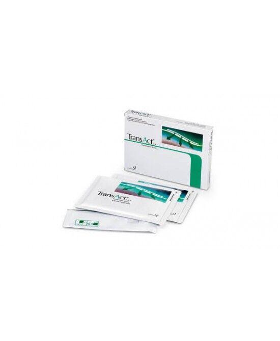 Amdipharm Ltd Transact Lat Trattamento Dolore Apparato Muscolare 10 Cerotti Medicati 40mg