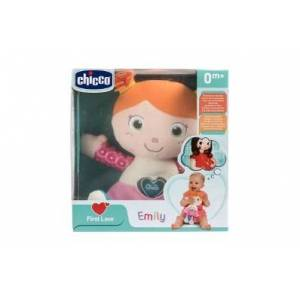 Chicco Gioco First Love Emily Bambola