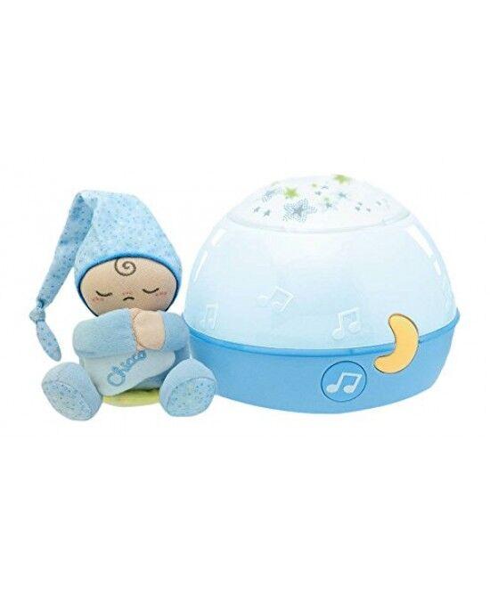Chicco Gioco Goodnight Stars Azzurro