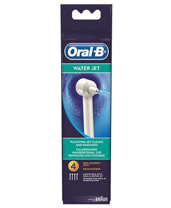 procter & gamble srl oral-b ricambi jet idropulsore oxyjet 4 ricambi