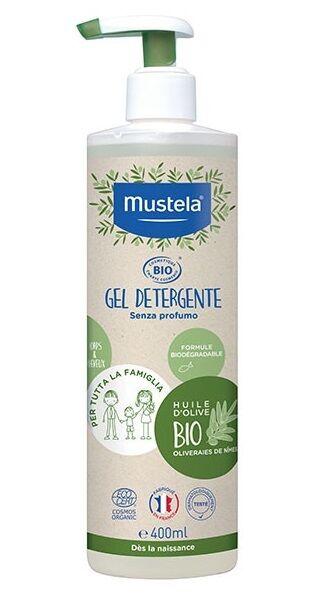 Lab.Expanscience Italia Srl Mustela Gel Detergente Biologico 400 Ml