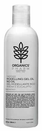 sma srl organics pharm modelling gel oil non oil oat and eucalyptus
