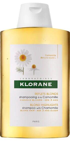 Klorane (Pierre Fabre It. Spa) Klorane Maxi Shampoo Alla Camomilla 400 Ml