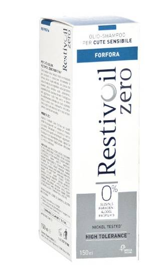 Chefaro Pharma Italia Srl Restivoil Zero Forfora 150 Ml