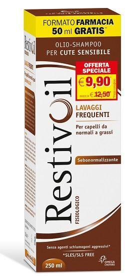 Chefaro Pharma Italia Srl Restivoil Fisiologico 250 Ml Taglio Prezzo