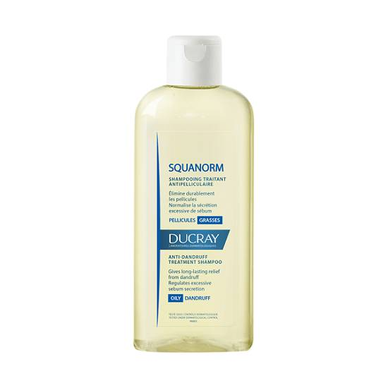 Ducray (Pierre Fabre It. Spa) Squanorm Forfora Grassa Shampoo 200ml Ducray