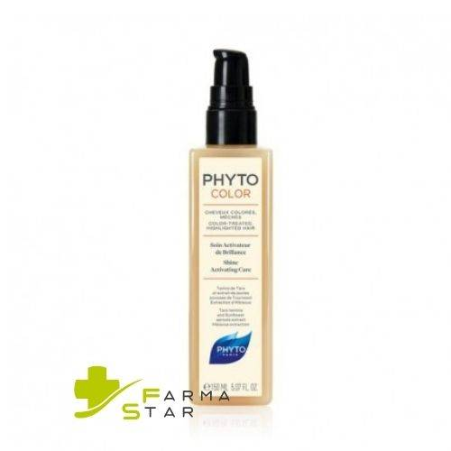 Ales Groupe Italia Spa Phyto Phytocolor Trattamento Attivatore Luminosita' Gel 150 Ml