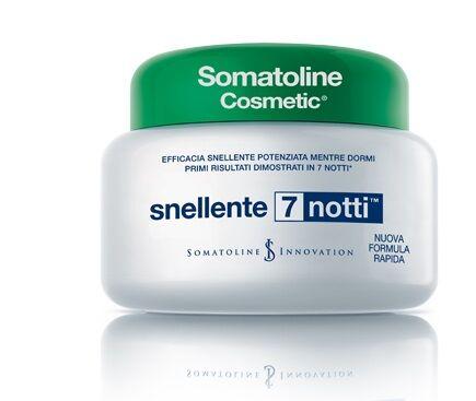 l.manetti-h.roberts & c. spa somatoline cosmetic anticellulite  snellente 7 notti crema 400 ml