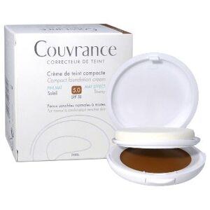 Avene (Pierre Fabre It. Spa) Eau Thermale Avene Couvrance Crema Compatta Colorata Nf Oil Free Sole 9,5 G