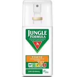 chefaro pharma italia srl chefaro pharma jungle formula forte repellente antizanzare spray original 75 ml