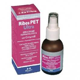 N.B.F. Lanes Srl Ribes Pet Ultra Emulsione Dermatologica Spray 50 Ml