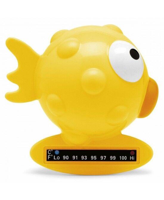 Chicco Indicatore Di Temperatura Da Bagno Pesce Palla Rosa