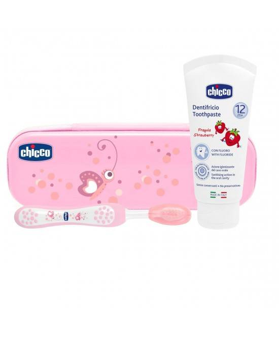 Chicco Set Sempre Sorridenti Rosa