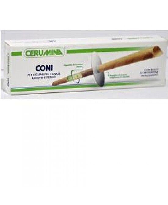 Pietrasanta Pharma Spa Cerumina Coni Pulizia Orec 2pz