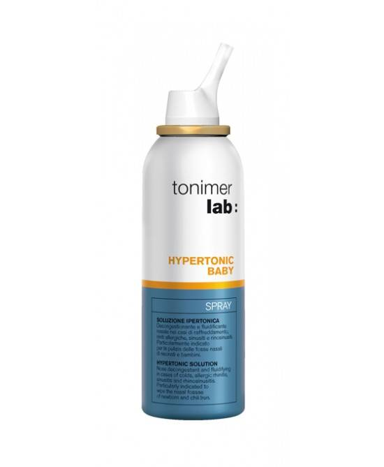 Ist.Ganassini Spa Tonimer Lab Hypertonic Baby Spray 100ml