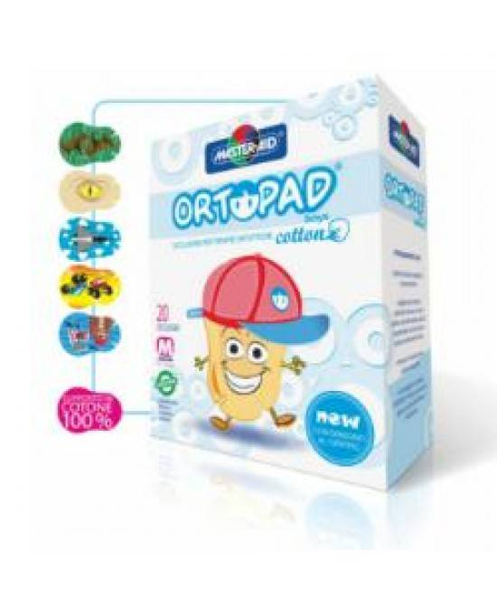 Pietrasanta Pharma Spa Cer Ortopad Cotton Boys J 20pz