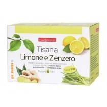 Naturwaren Italia Srl Naturplus Tisana Limone/zenzero 20 Filtri