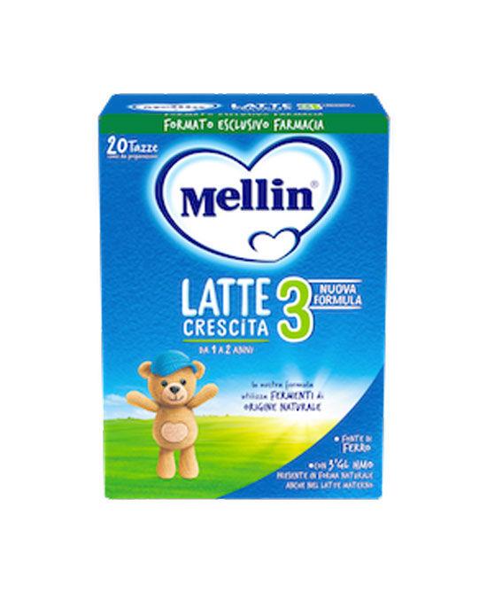 Mellin 3 Latte Polvere 700 G