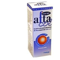 polifarma benessere srl emoform aftacol collutorio per igiene dentale 120 ml