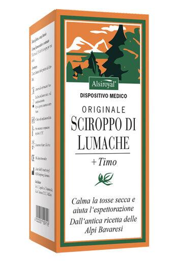 dott.c.cagnola srl sciroppo lumache originale 150 ml