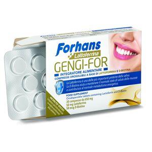 Uragme Srl Forhans Gengi For 30 Compresse 19,50 G