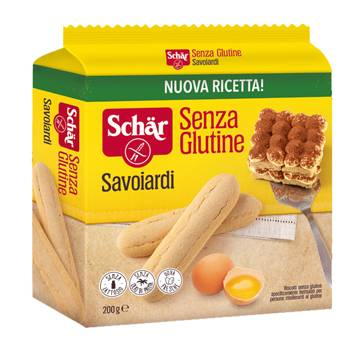 Dr.Schar Spa Schar Biscotti Savoiardi 200 G