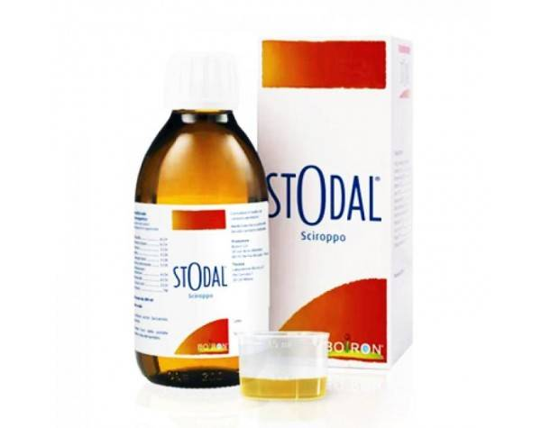 Boiron Srl Stodal Sciroppo 200 Ml