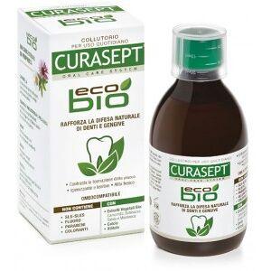 Pro-Ject Curasept Collutorio Ecobio 300 Ml Pharmadent