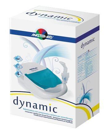 Pietrasanta Pharma Spa Aerosol Master-Aid Dynamic+
