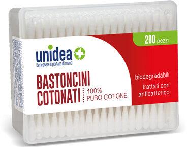 Unico Spa Unidea Bastoncini Cotonati 200 Pezzi