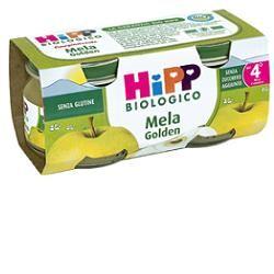 Hipp Italia Srl Hipp Bio Omogeneizzato Mela Golden 100% 2x80 G